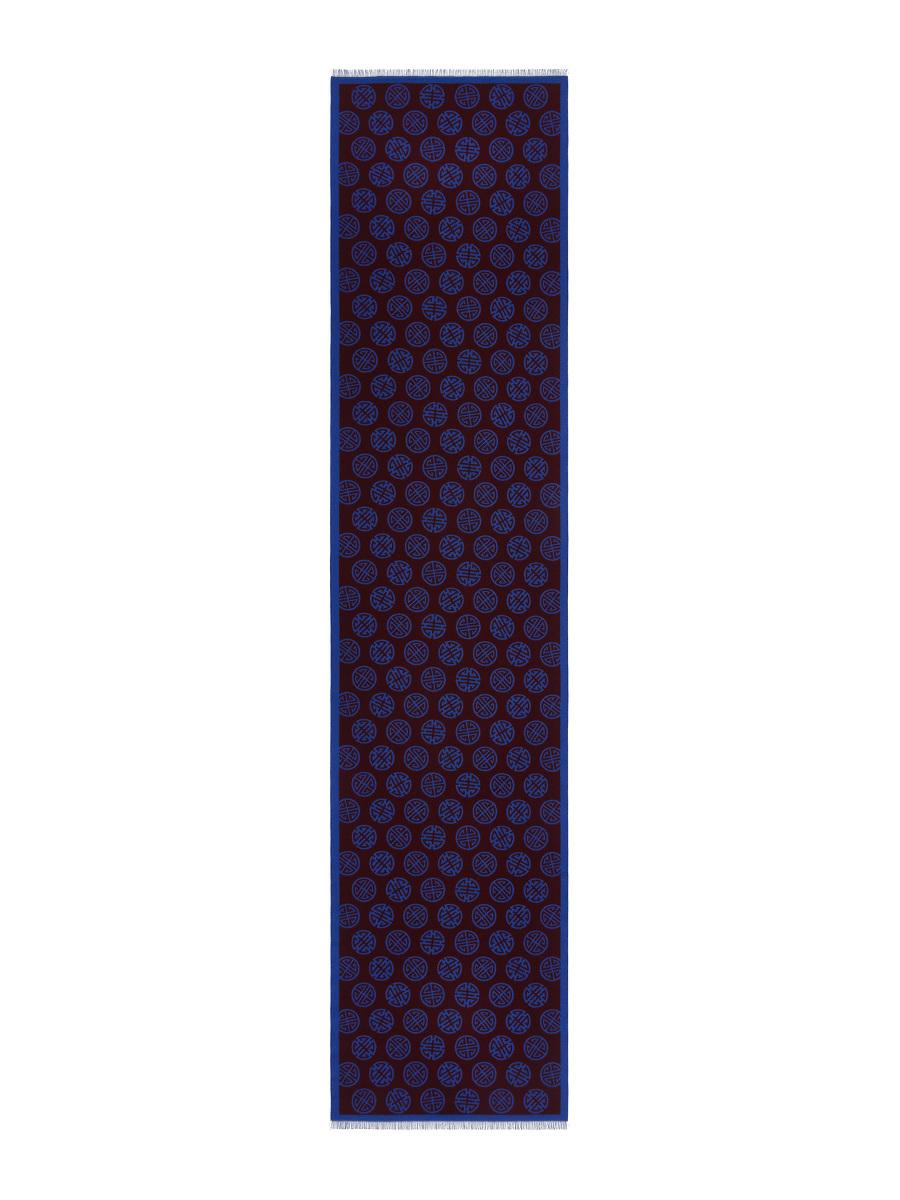 Shou Wool-Cotton Scarf