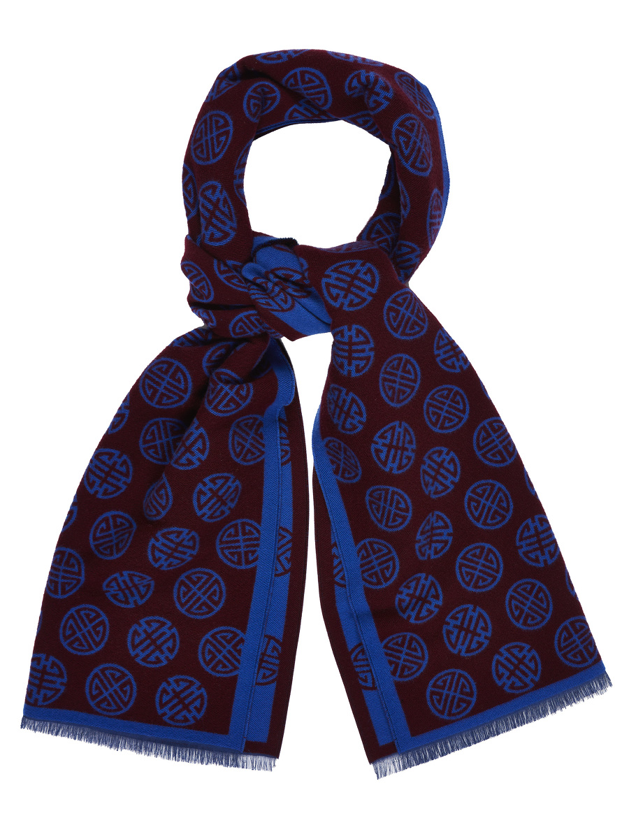 Shou Wool-Cotton Scarf