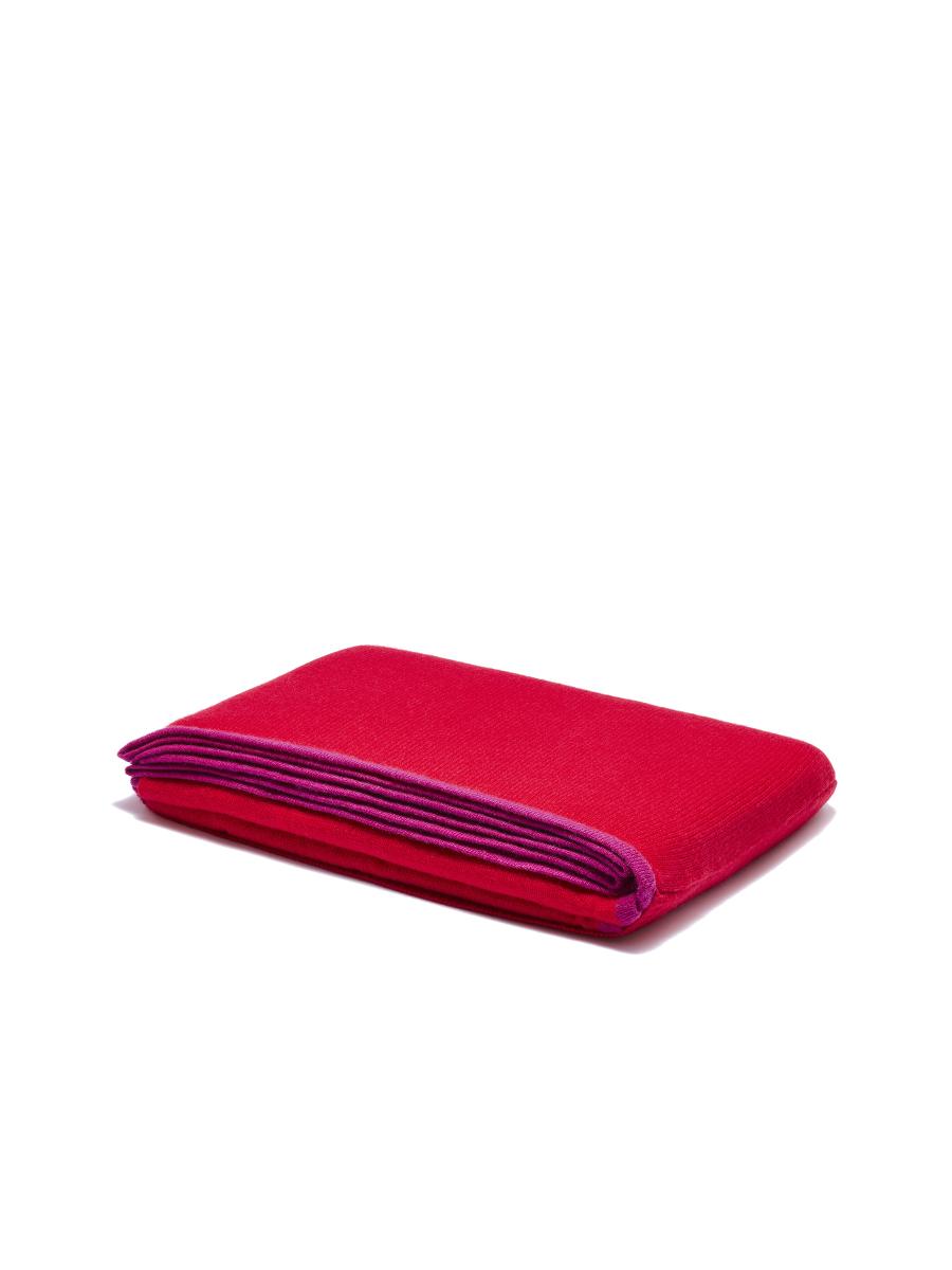 Foldable Cashmere Knit Blanket