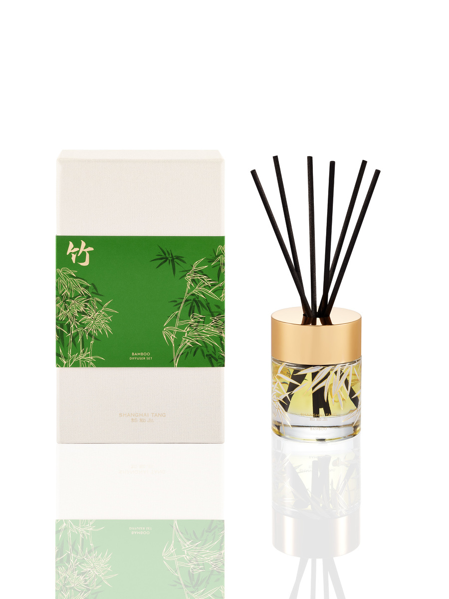 Bamboo Diffuser Set 100ml