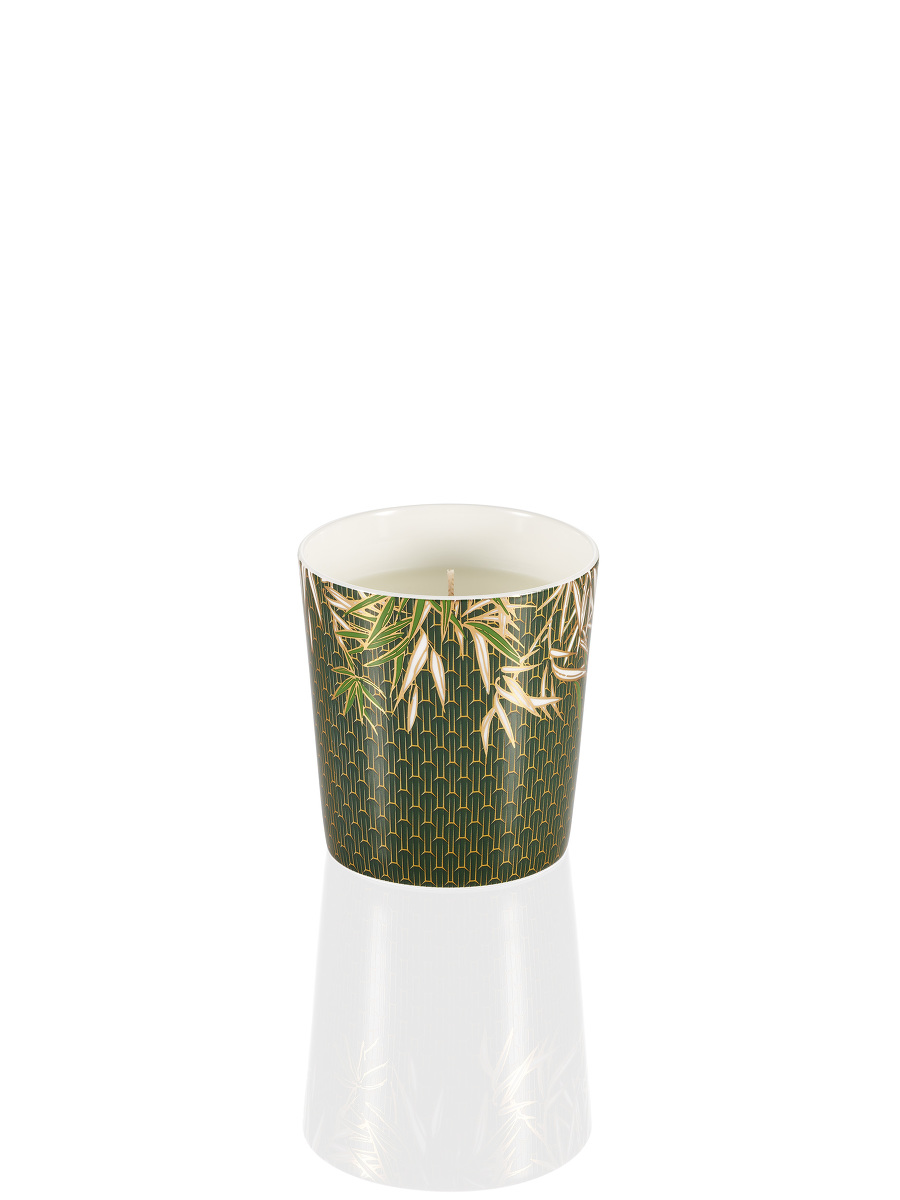 Bamboo Scented Candle 250g