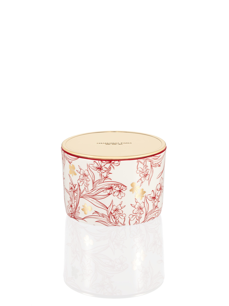 Ginger Flower 3-Wick Scented Candle 440g