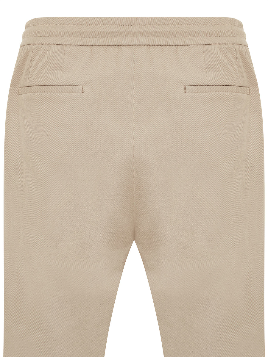 Cotton Twill Trousers
